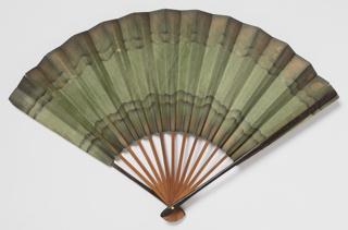 Folding Fan, 1860–1910