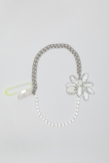 Necklace, Glitter, from Synthetic Delight collection