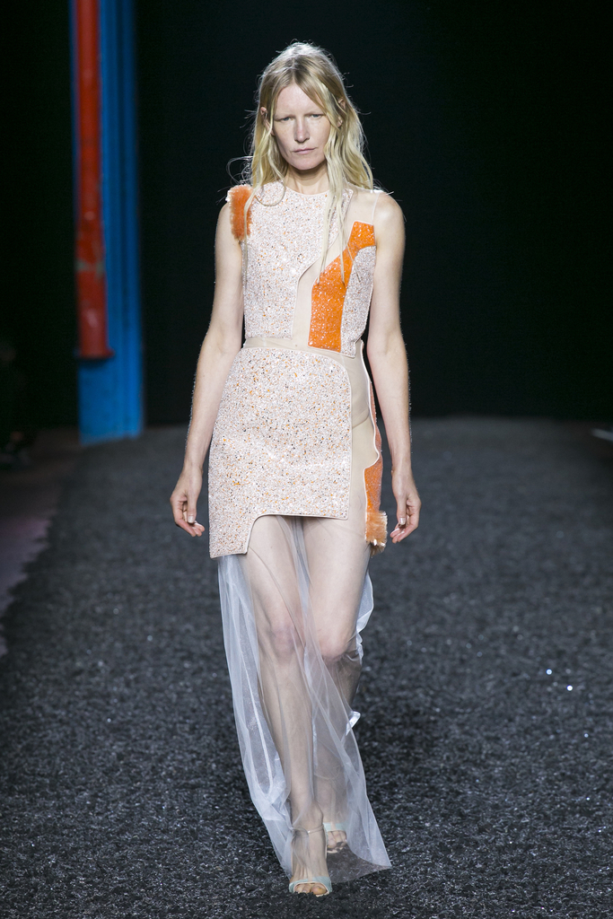 Pangea Dress, from Spring / Summer 2015 Ready-to-Wear collection, 2014