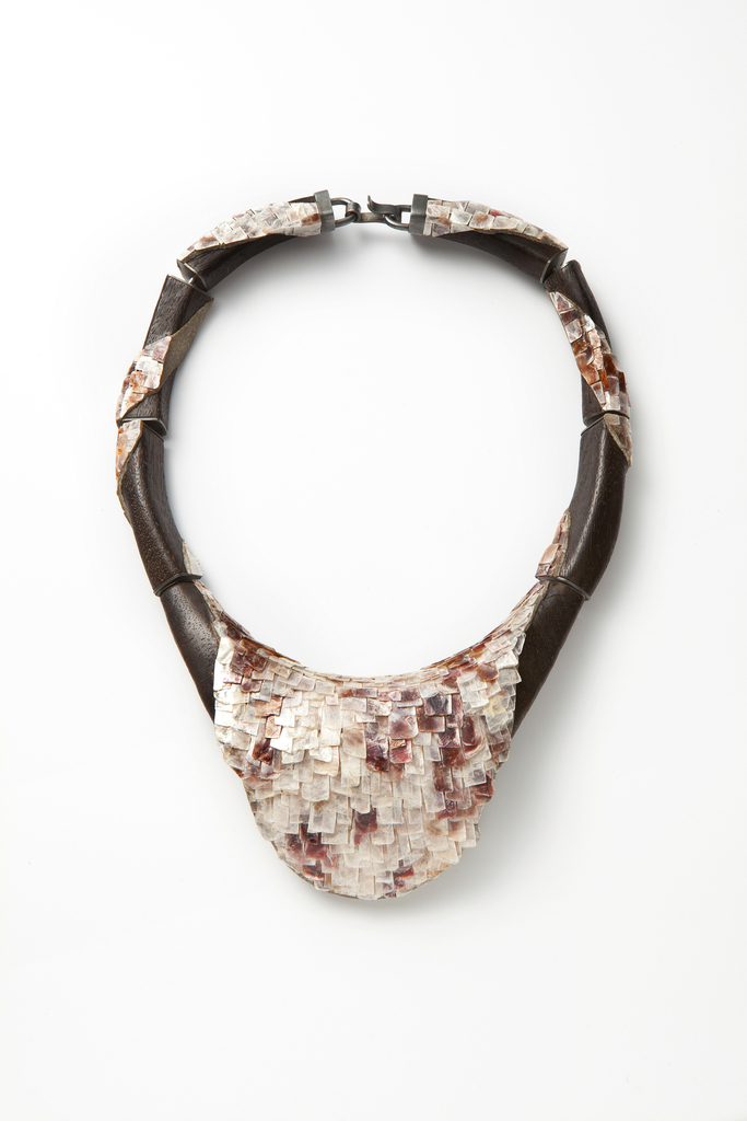 Necklace, The Wave, from the Curiosity Collection, 2013