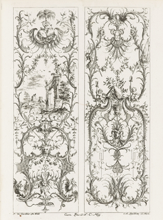 Folio 4, plate 3 of series 6.