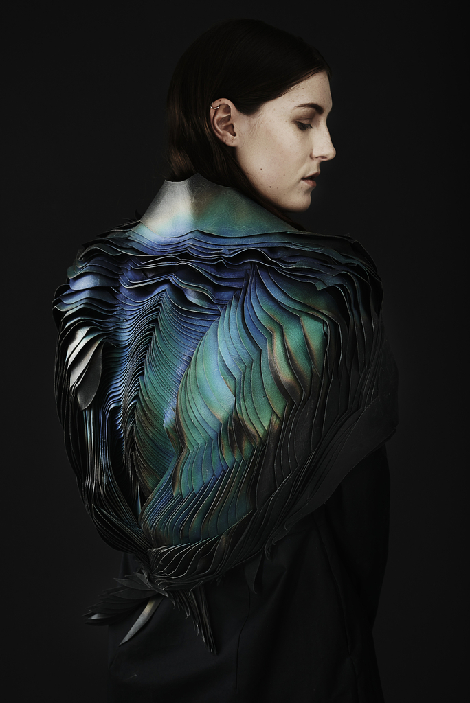Jacket, The Scarab, from A I R Collection, 2016