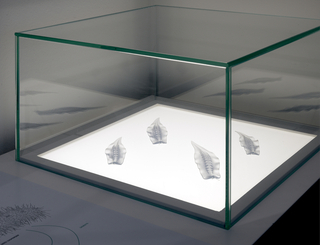Models (four), Mobile Bioremediation Unit, from Designing for the Sixth Extinction, 2014