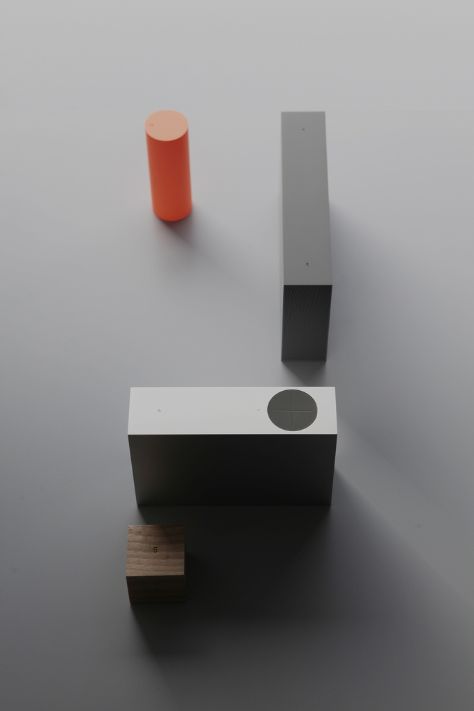 Working Prototypes, PLAY1 and PLAY2 interactive lighting, 2015