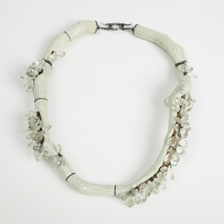 Necklace, Jungle Scenery 2, from the Jungle collection, 2014
