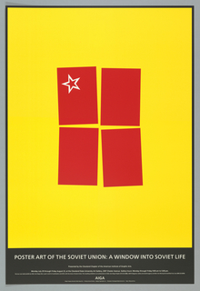 Poster, Poster Art of the Soviet Union