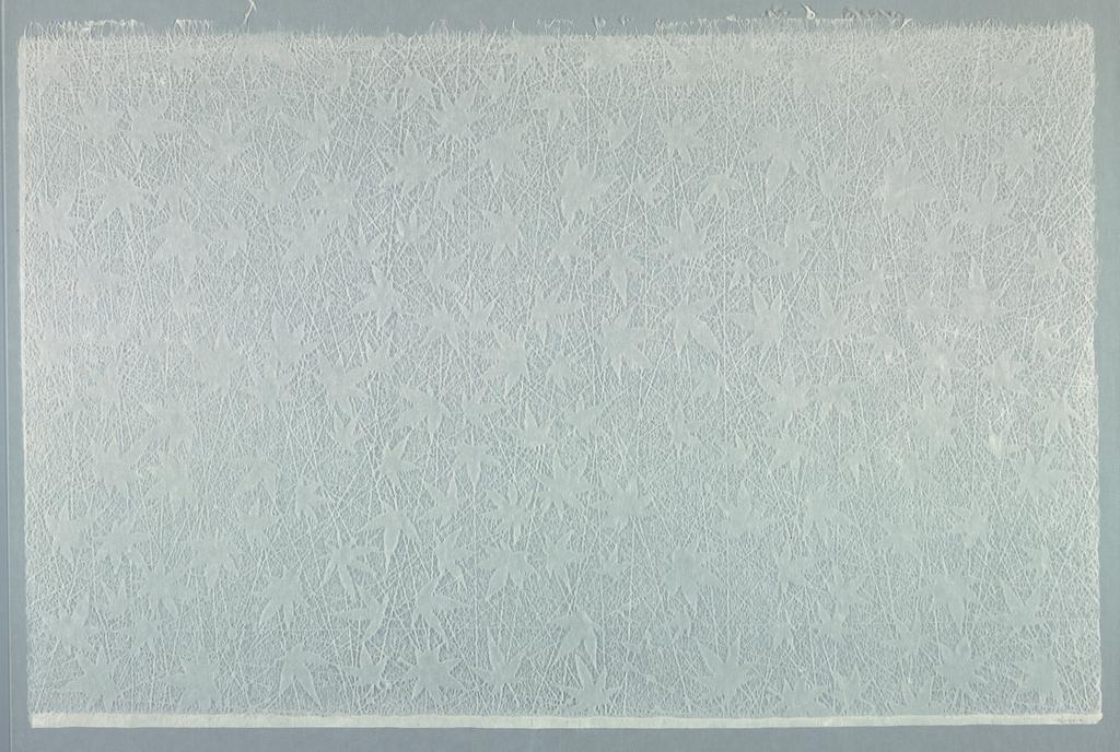 Handmade Paper, Leaves