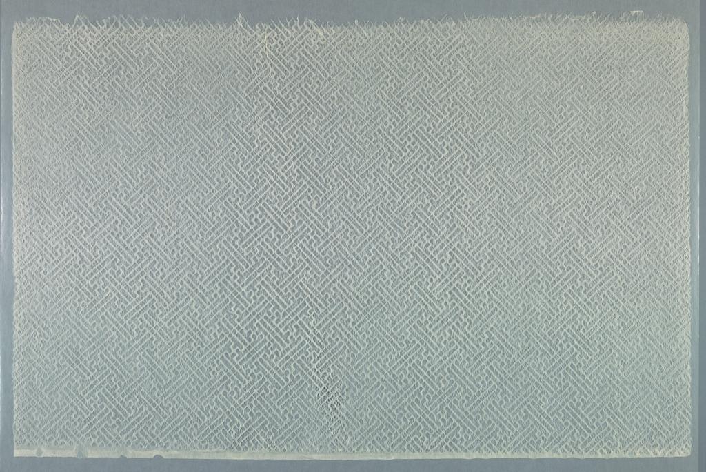Handmade Paper, Lattice