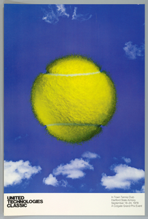 Poster, United Technologies Classic, 1978