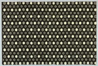 Handmade Paper, Geometric