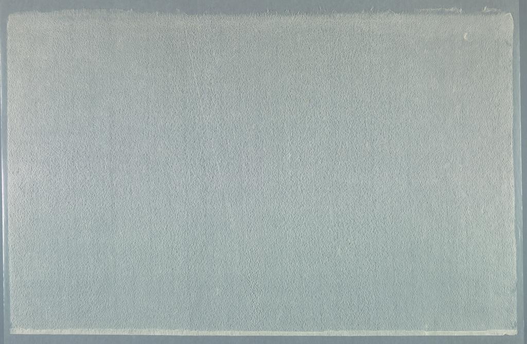 Handmade Paper, Sponge