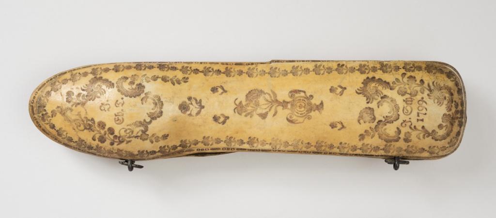 Cutlery Case (Germany), 1799