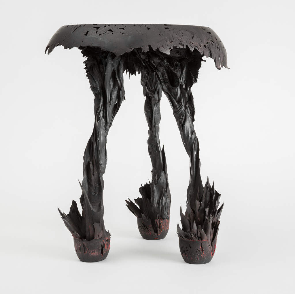 Gravity Stool, from Gravity series, 2015