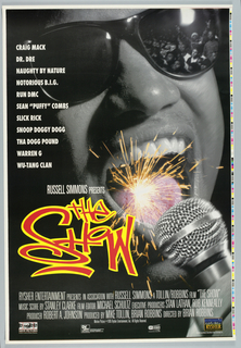 Poster, The Show