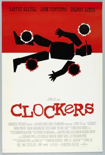 Poster, Clockers