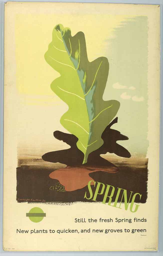 Poster, Spring