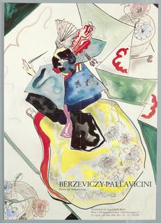 Poster, Berezctzy-Pallavmic, Wien