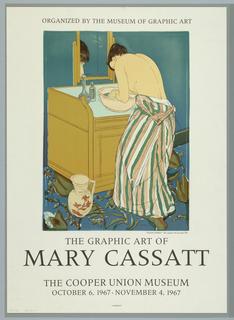 """The Graphic Art of Mary Cassatt"""