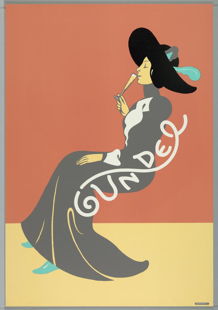 Poster, Gundel