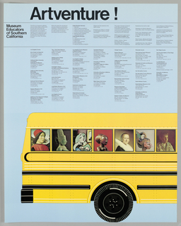 Poster, Artventure!