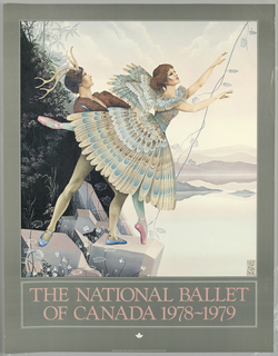 Poster, The National Ballet of Canada, 1978