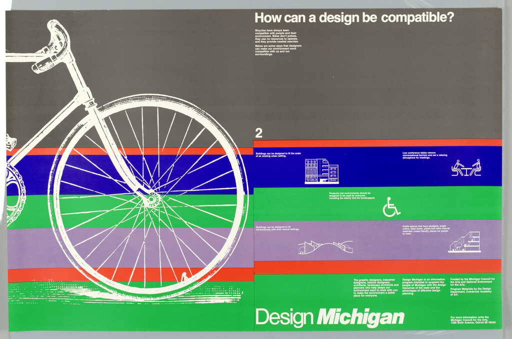 Poster, How can a design be compa