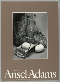 Poster, Ansel Adams