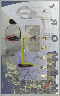 Poster, Memory Image/Sense of Mem