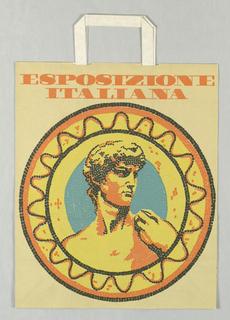 Shopping Bag, Esposizione Italiana
