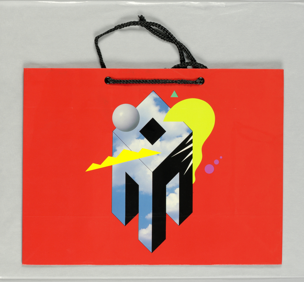 Shopping Bag, late 20th century