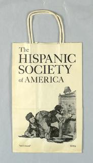 Shopping Bag, Hispanic Society of America