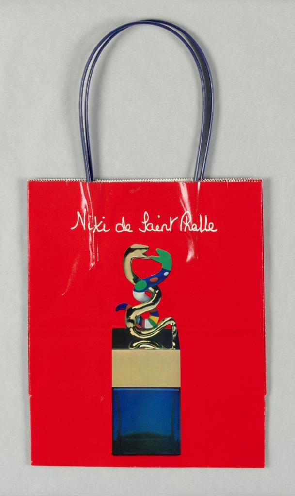 Shopping Bag, Niki de Saint Phalle