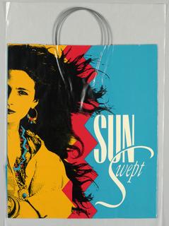 Shopping Bag, Burdines: Sunswept