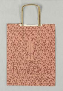 Shopping Bag, Pierre Deux: Provencal Figure