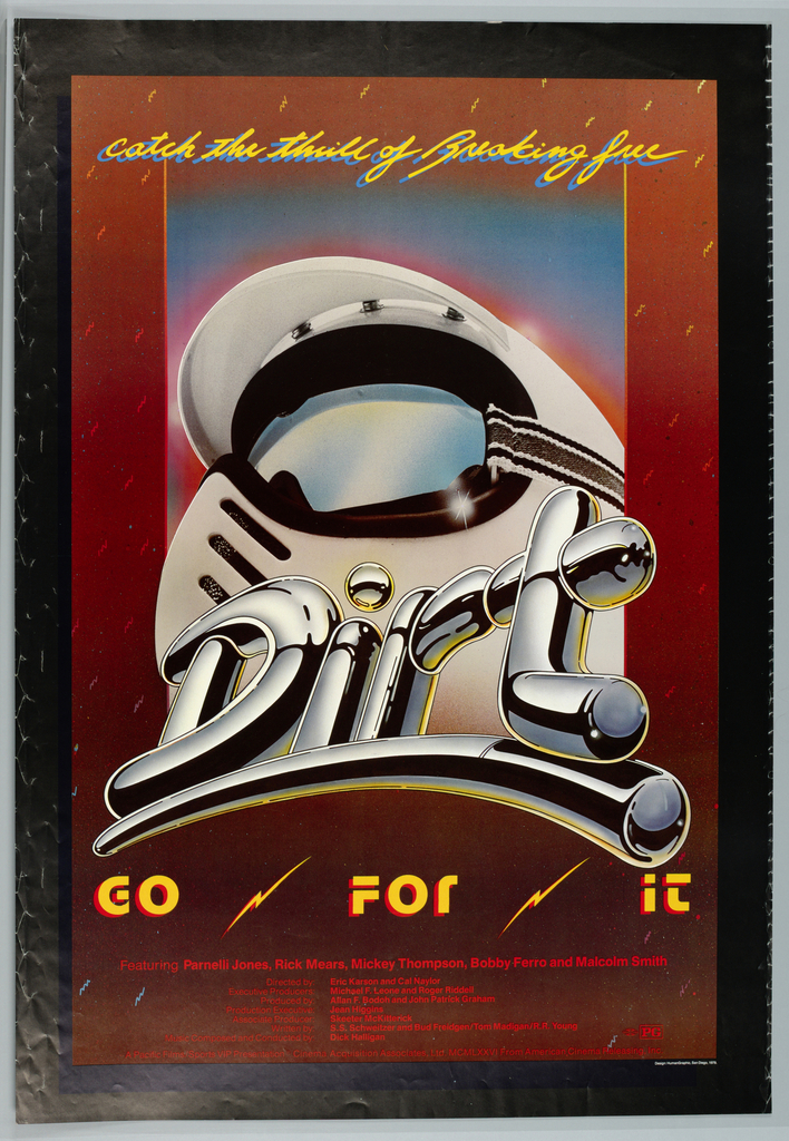 Poster, Go For It, 1979