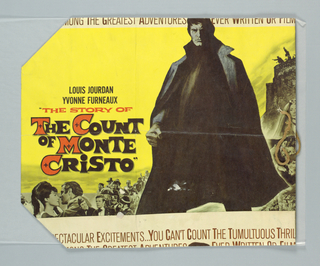 Shopping Bag, The Story of the Count of Monte Cristo