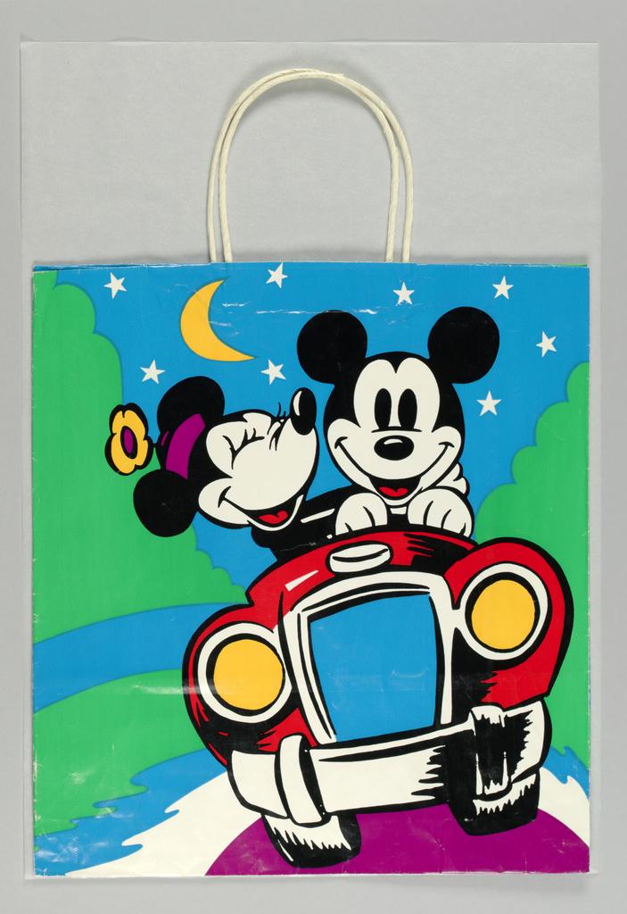 Shopping Bag, Walt Disney: Mickey and Minnie