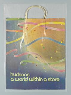 Shopping Bag, Galerie Lafayette: Promenez-vous aux Galeries Lafayette
