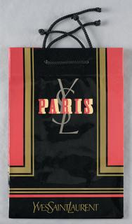 Shopping Bag, Yves Saint Laurent: Paris