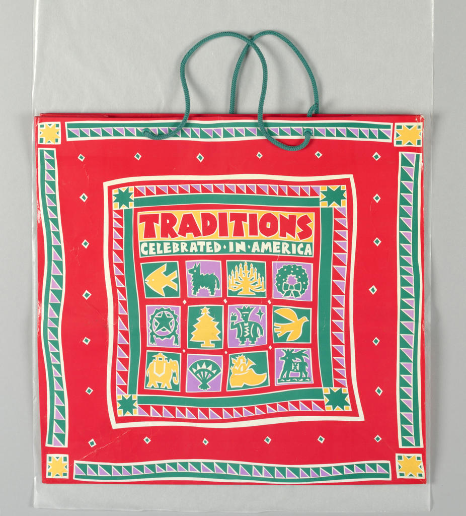 Shopping Bag, Northbrook Court: Traditions Celebrated in America
