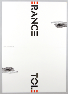 Poster, Tolerance