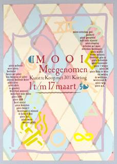 Poster, Mooi Megnenomem, 1985