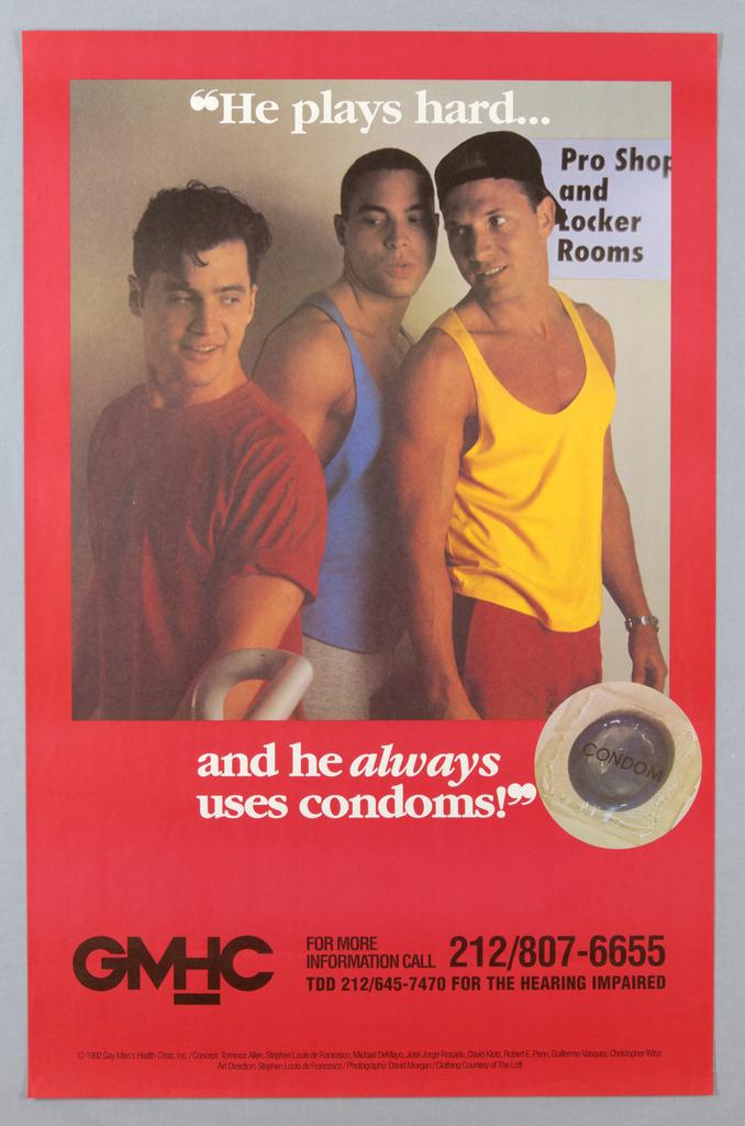 Poster (USA), 1992