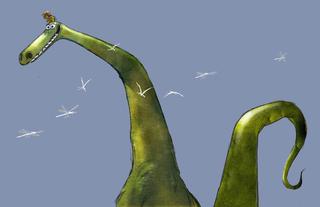 Concept Art, Arlo and Spot, The Good Dinosaur, 2015