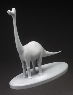 Maquette, Libby, The Good Dinosaur, 2015