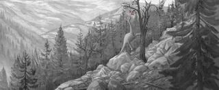 Model Packet, Mountain Ash, The Good Dinosaur, 2015