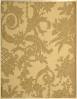Page From Sample Book, New Charm, New Lasting Beauty in Papered Walls, ca. 1930
