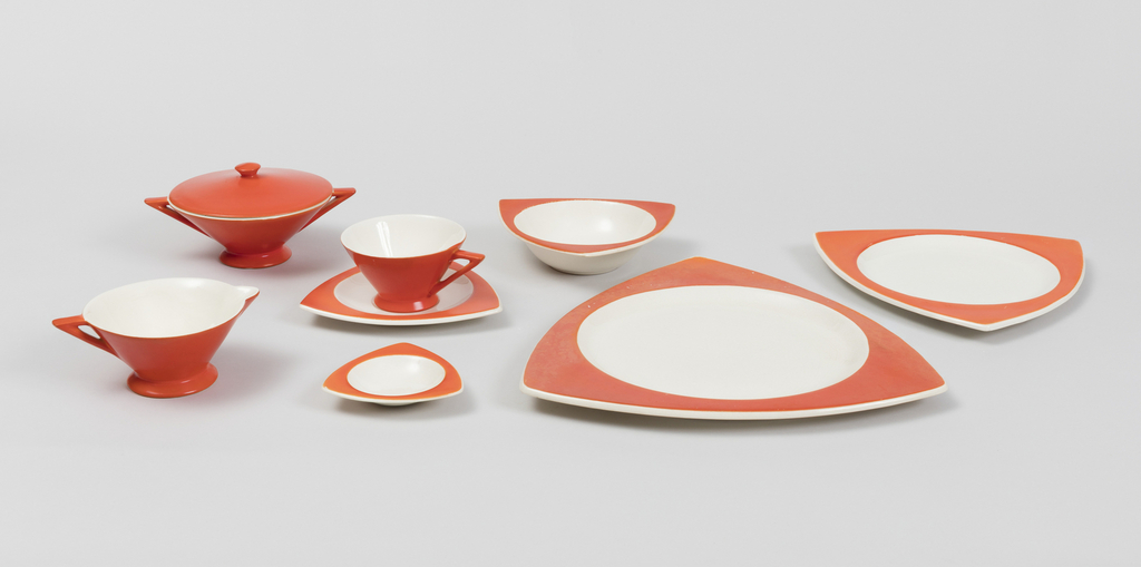 Dining with a Triangle  sc 1 st  Cooper Hewitt & Dining with a Triangle | Cooper Hewitt Smithsonian Design Museum