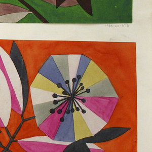 Drawing, Textile Design: Fidelio