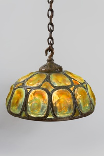 Chandelier, Turtleback Tile
